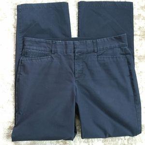 Dockers Khaki Goodness Inside Navy Pants Size 12